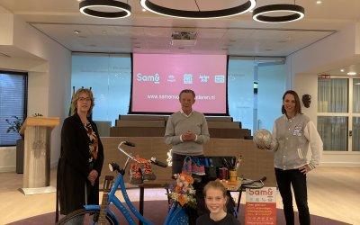 Sam&Harderwijk zorgt dat alle kinderen kunnen meedoen!